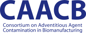 CAACB Logo - A program of Biomanufacturing@MIT-CBI at MIT's Center for Biomedical Innovation