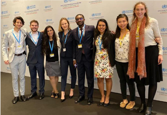 BioACCESS Attends WHO Summit on Noncommunicable Diseases